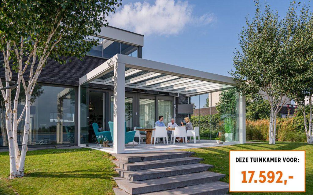 aluminium veranda